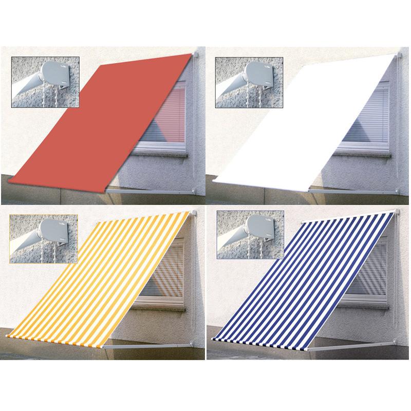 balkonmarkise 1 5x2m markise fallarm fallarmmarkise balkon sonnenschutz terrasse. Black Bedroom Furniture Sets. Home Design Ideas