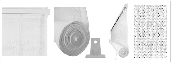 au enrollo seitenmarkise rollo sonnenschutz sichtschutz windschutz beschattung. Black Bedroom Furniture Sets. Home Design Ideas