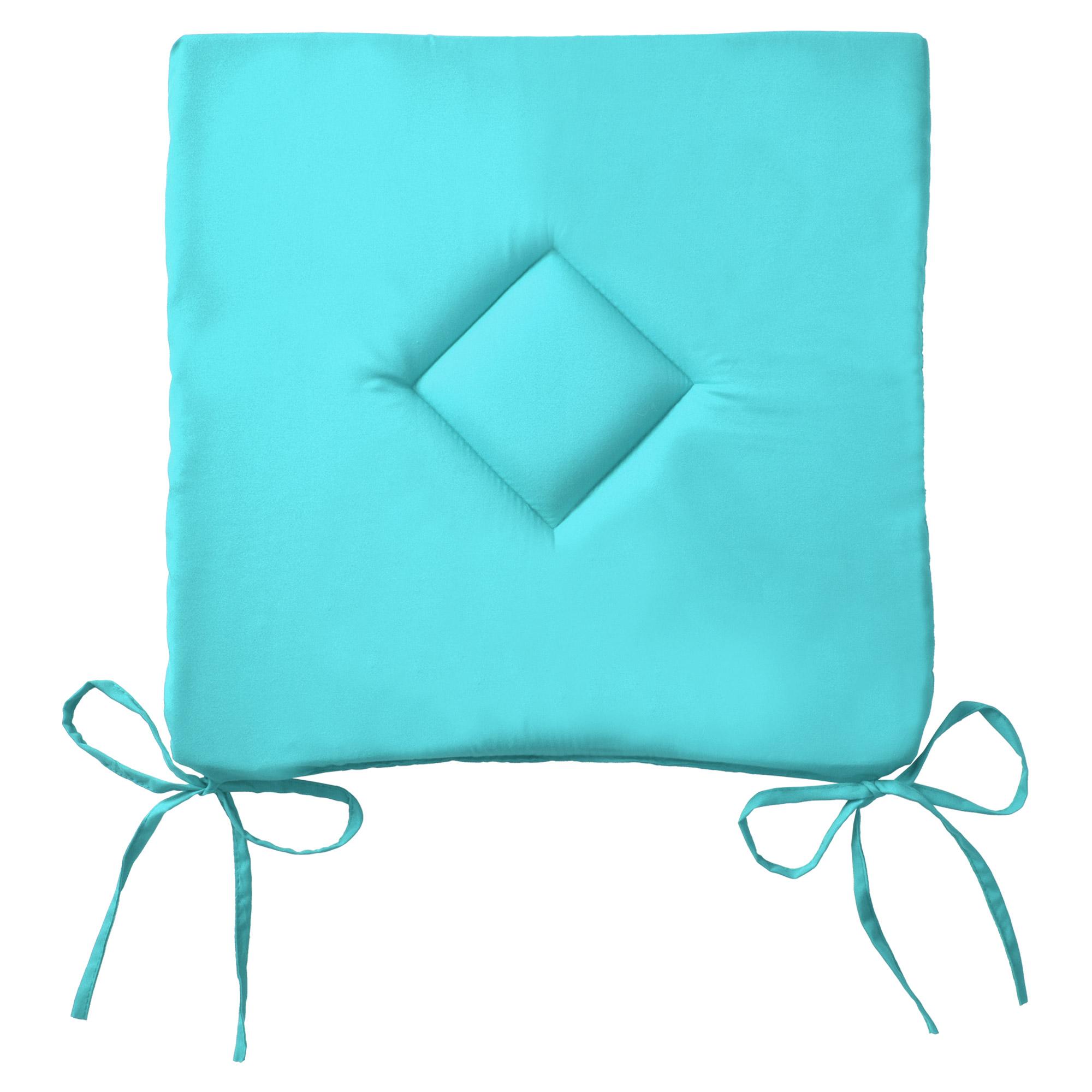 stuhlkissen 40x40x3 cm dekokissen wohnung sitzkissen bodenkissen garten kissen ebay. Black Bedroom Furniture Sets. Home Design Ideas