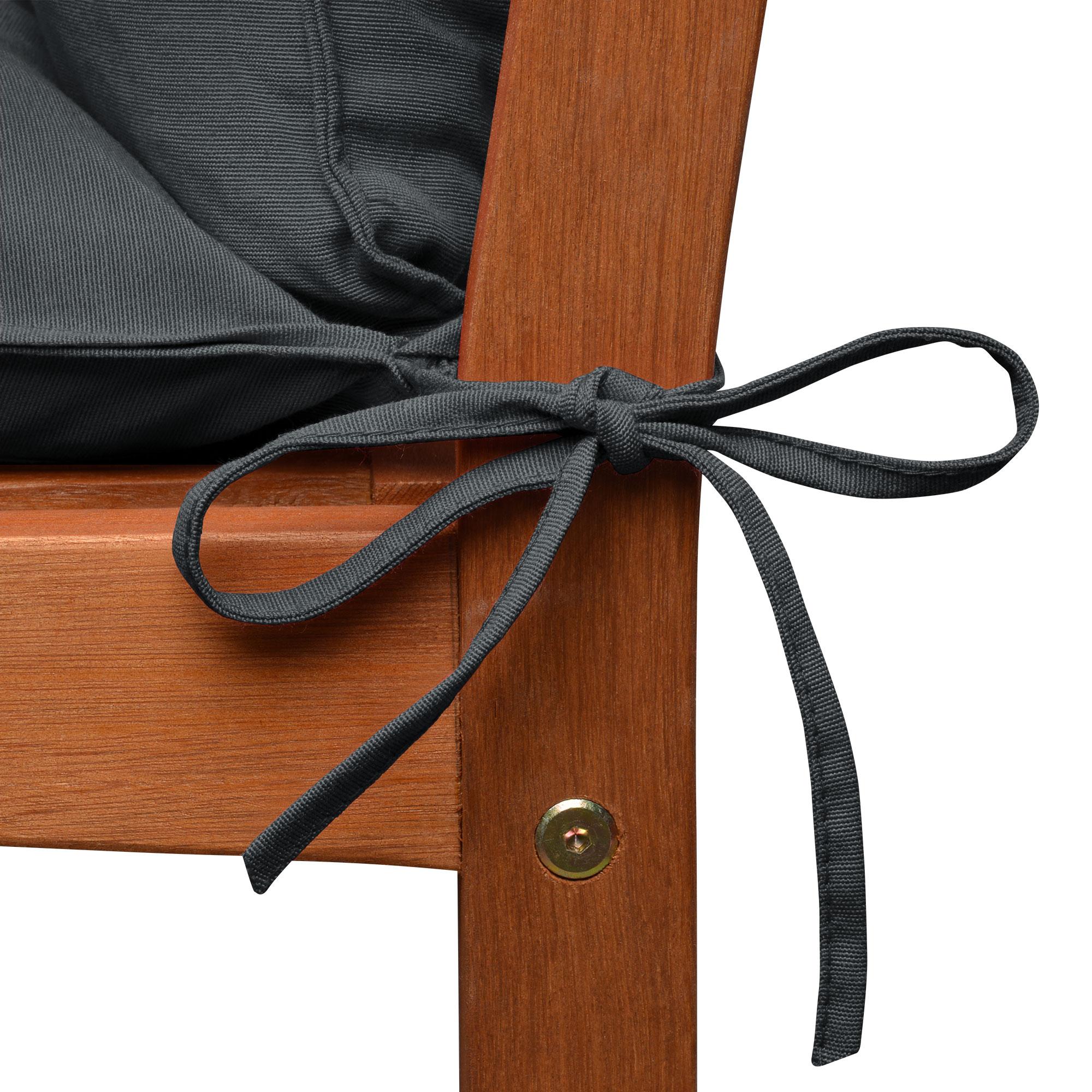 gartenbank auflage sitzpolster bankkissen bankauflage. Black Bedroom Furniture Sets. Home Design Ideas