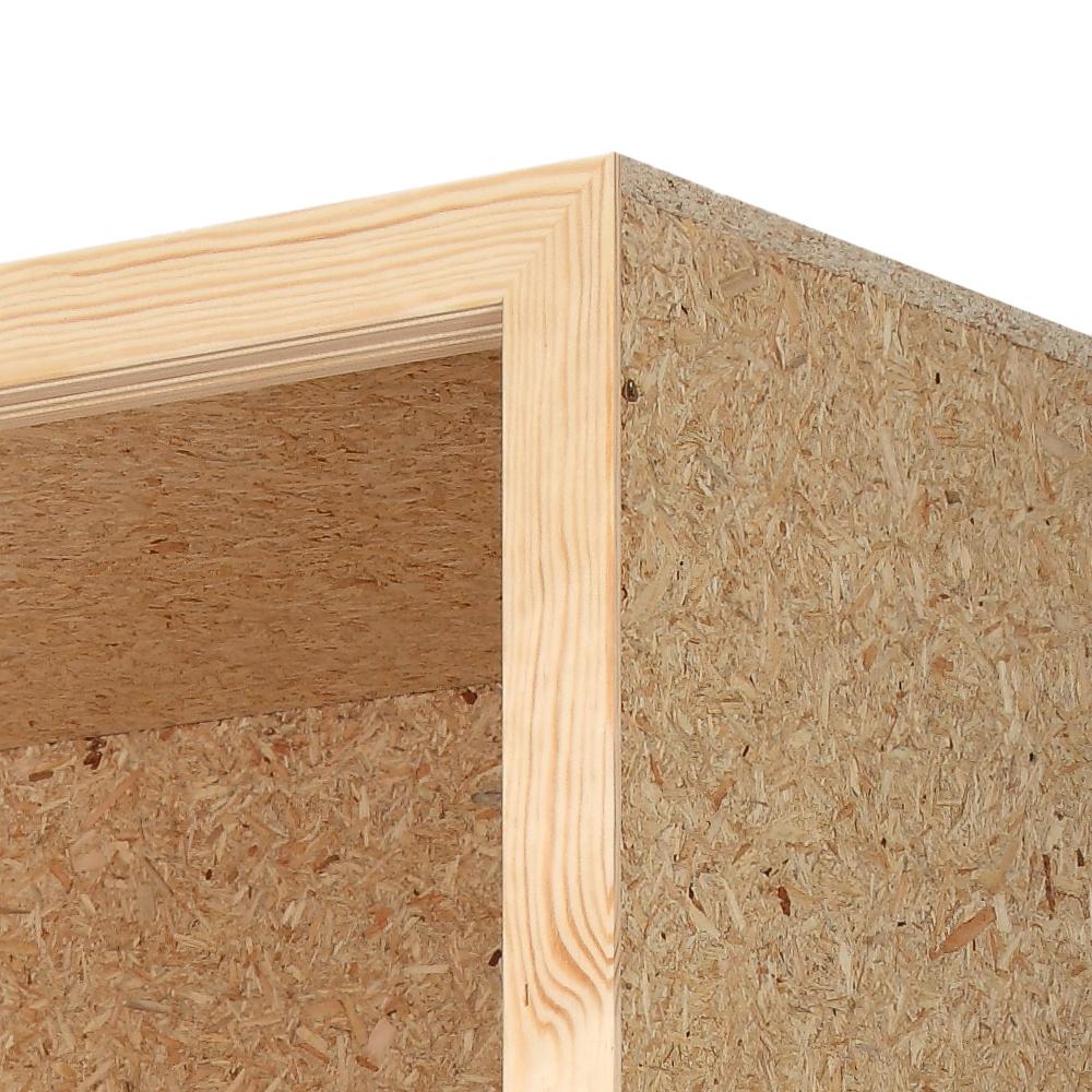 hochterrarium seitenbel ftung holzterrarium terrarium hoch osb holz terrarien. Black Bedroom Furniture Sets. Home Design Ideas